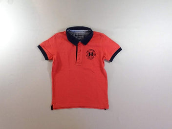 Polo m.c rouge H
