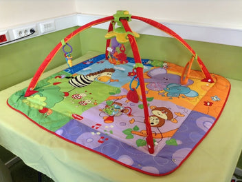 Tapis de jeu Gymini Move & Play