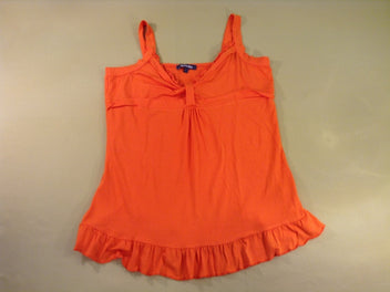 Top grossesse jersey orange
