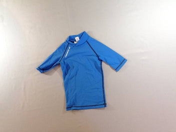 T-shirt m.l anti-uv bleu