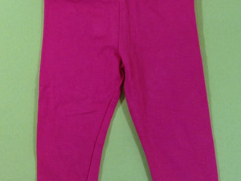 Legging rose vif