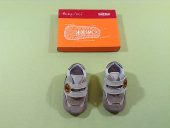 Etat neuf : basket beiges Baby-Proof