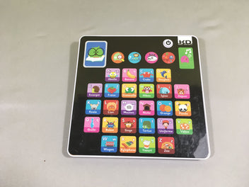 Tablette alphabet Kidz Delight