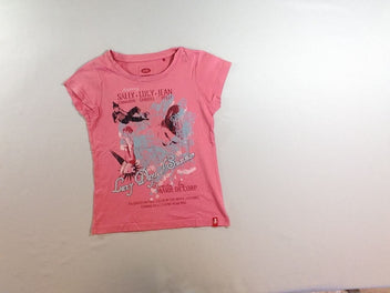 T-shirt m.c rose Lady days