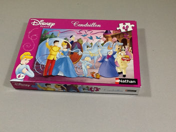 Puzzle disney Cendrilon 60pcs, 6+