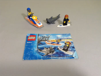 Surfer Rescue, LEGO® City 60011