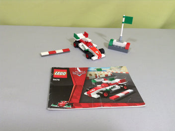 Francesco Bernoulli 9478 - LEGO Cars 9478