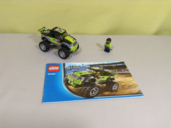 Monster Truck, LEGO City - 60055