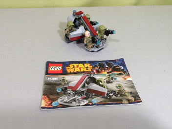 Kashyyyk Troopers™, LEGO® Star Wars™ 75035