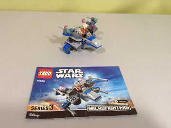 Résistance X-Wing Fighter - LEGO Star Wars - 75125
