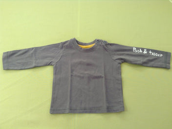 T-shirt m.l gris « Pooh and Tigger »