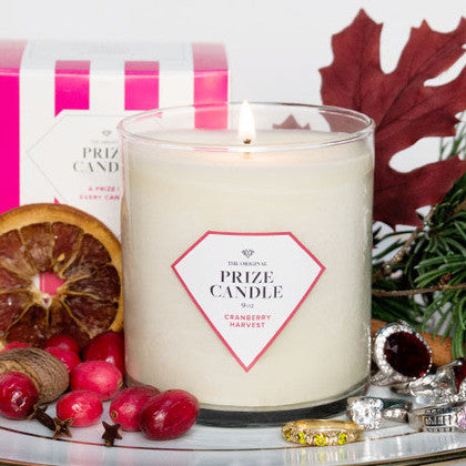 Prize Candle Antique Leather