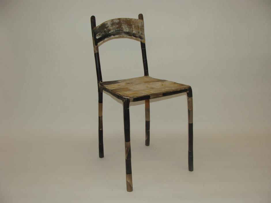 Horn Side Chair