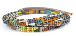 Rofman necklace/wrap bracelet