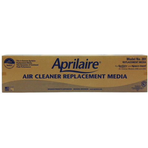 Genuine Aprilaire Model 201 Air Cleaner Filter