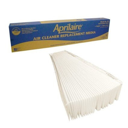 Genuine Aprilaire Model 401 Air Cleaner Filter