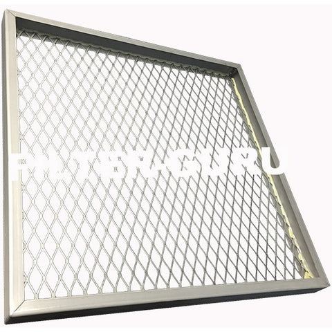 "AIRFLOW SYSTEMS 2AF7-4002 2"" Polyester Filter & Frame Replacement"