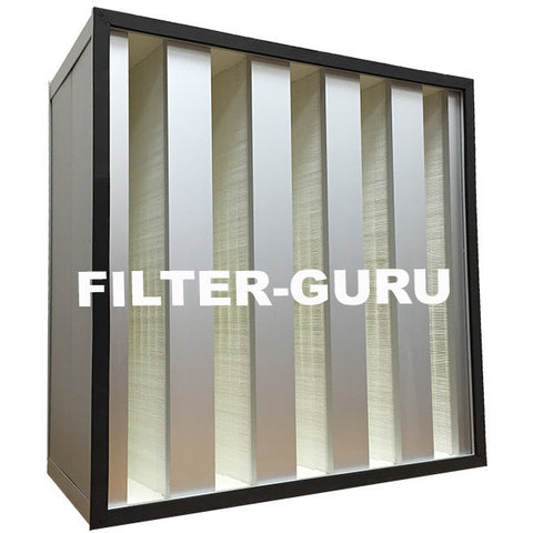 Micro-Pure 2000 High Velocity Low Pressure HEPA Filter
