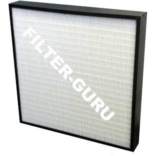 Mini-Cell 95PB MERV 15 High Efficiency Mini-Pleated Panel Filters
