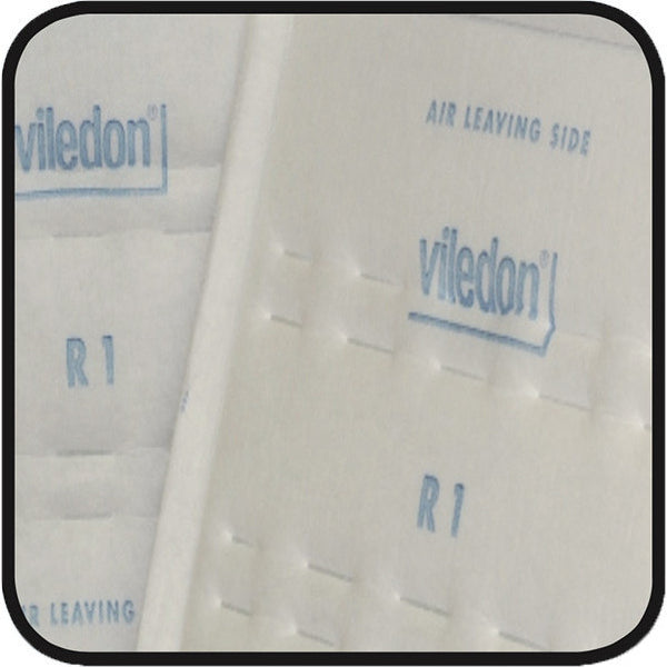 Viledon R1 Intake Panel Filters For Paint Booths Filter Guru