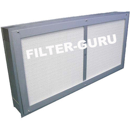 Micro-Pure RGS Permanent Ducted Housing for Cleanroom HEPA and ULPA Filters