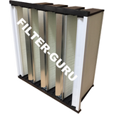 Super-V MERV 16 High-Efficiency Air Filters