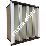 Super-V MERV 13 High-Efficiency Air Filters
