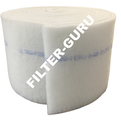 Ultra-Fiber 800 MERV 8 Rated Polyester Filter Media