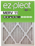 Single EZ-Pleat MERV 11 Micro Allergen Reduction Air Filter