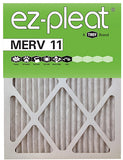 18x25x1 EZ-Pleat MERV 11 Micro Allergen Reduction Air Filter (6-Pack)