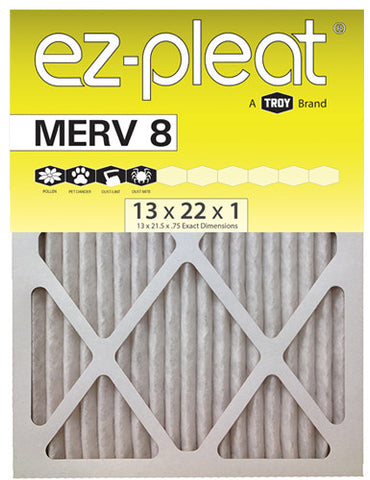 MERV 8 Fan Coil Air Filter 13x22x1 for Bryant/Carrier