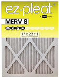 MERV 8 Fan Coil Air Filter 17x22x1 for Bryant/Carrier