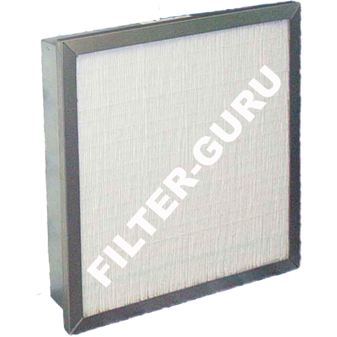 Mini-Cell 95XH MERV 15 High Efficiency Mini-Pleated Panel Filters
