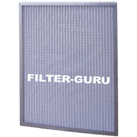Superflow XL Permanent Washable Aluminum Air Filter