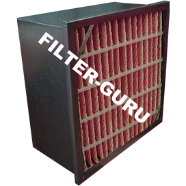 Super-Pak 85XH MERV 15 High Efficiency Air Filters