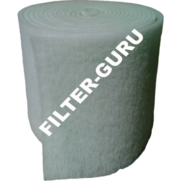 Ultra-Fiber GREEN Polyester Filter Media