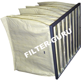 Ultra-Pak 95 MERV 15 Pocket-Type High Efficiency Air Filters