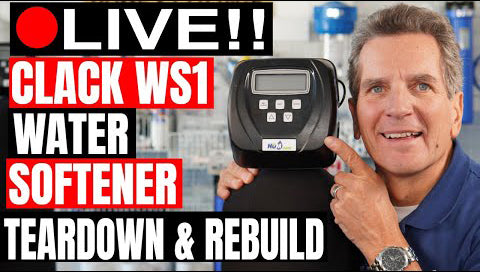 The Great Clack WS1 Valve Teardown - Disassembly and Troubleshooting Tips & Tricks
