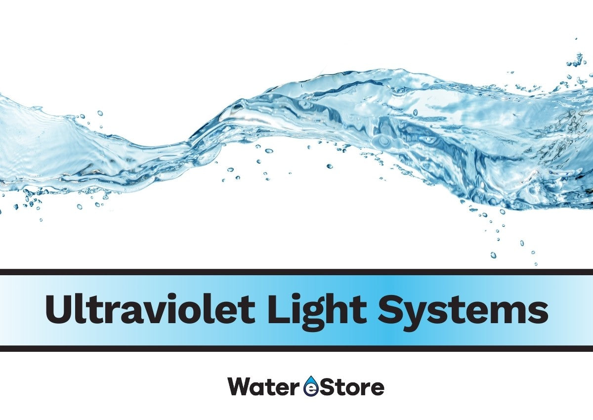 Ultraviolet Light Water Treatment Systems