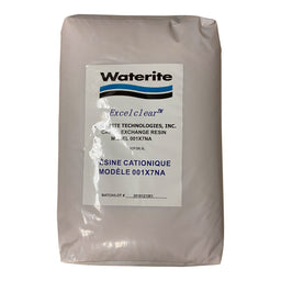 Excelclear Premium Water Softener Media - 1 cubic foot | Free Ship