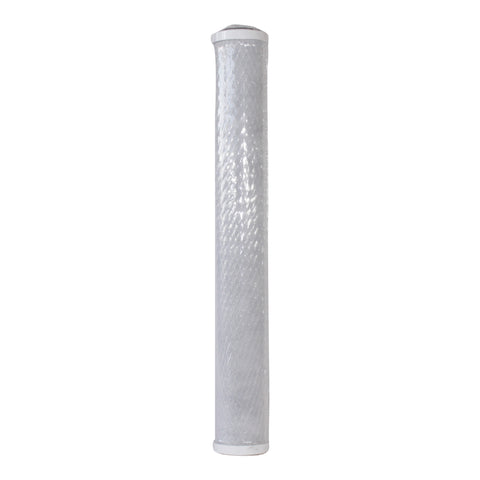 "Pentek Filter Chloramine Reduction 20"" Carbon 255417-43"