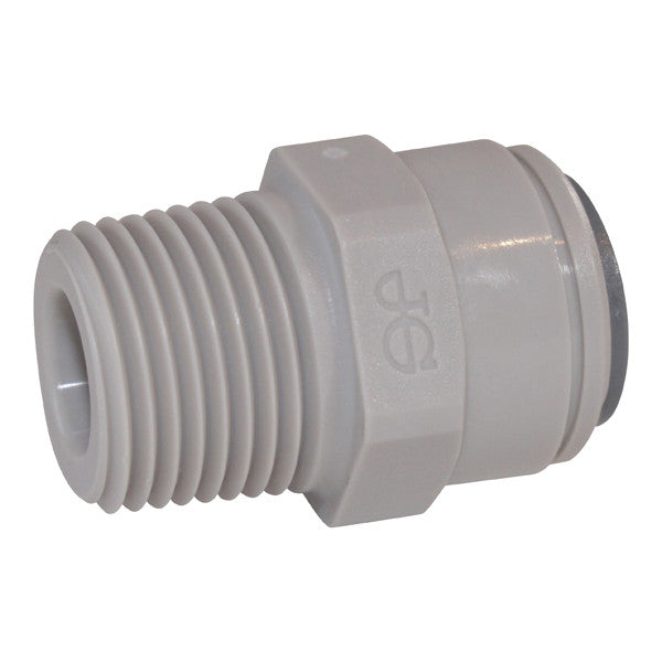 "John Guest Connector 3/8"" #PI011223S Free Shipping"