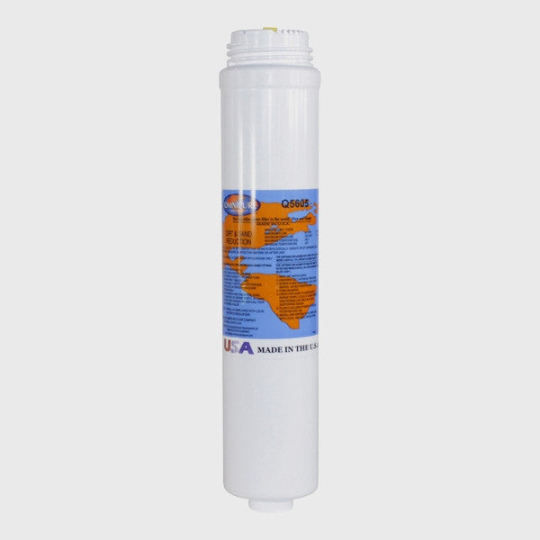 "Omnipure Q5605 12 "" 5 micron sediment filter for PuroTwist"