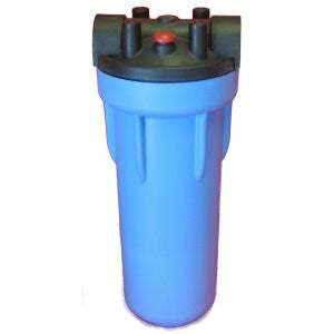 "Pentek Water Filter Housing 10"" 3G 3/4"" Caps MB #150542"