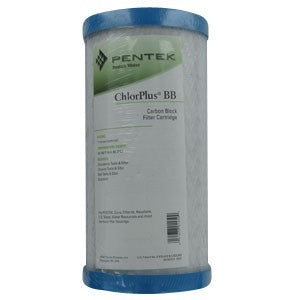 "Pentek Filter Chloramine Reduction 10""BB #355752-43"