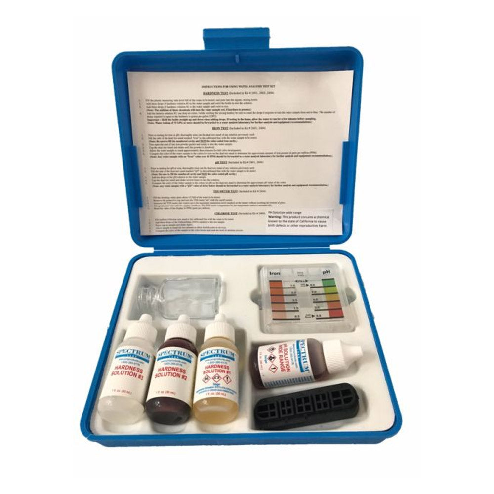 Pro Products 2401 Standard Water Test Kit
