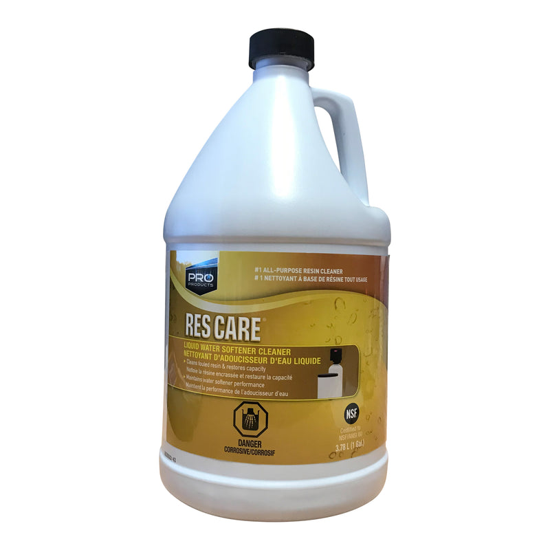 Pro Res Care Water Softener Resin Cleaner 3.78 l.