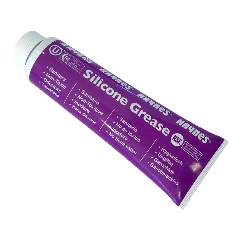 Plumbers Secret Clear Silicone Grease 113 g