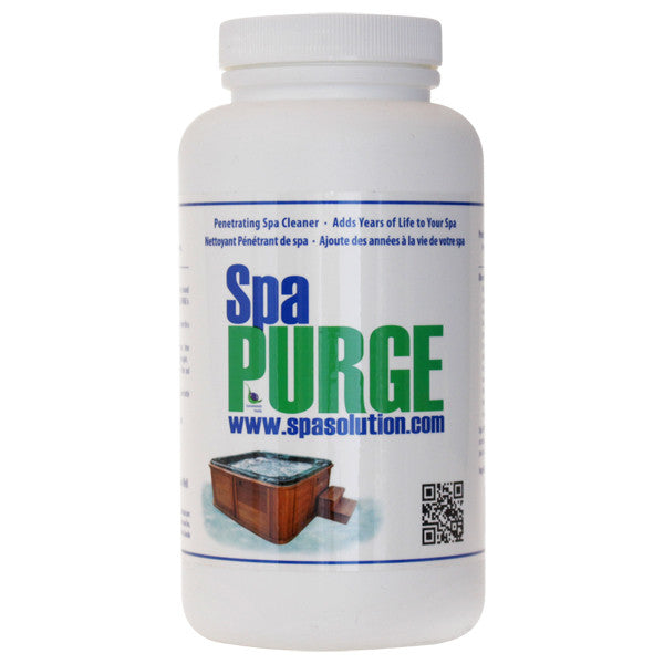 Spa Solution Purge Hot Tub Water Conditioner Free Shipping