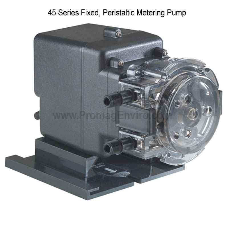 Stenner Pump Fixed Output Chemical Feed Pump 45MFH1B1S